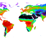 Ecosystem Functional Types – Worldwide terrestrial ecosystems functioning